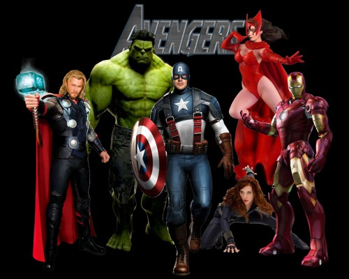 <b>THE AVENGERS</B> Was Filmed with an Iphone?