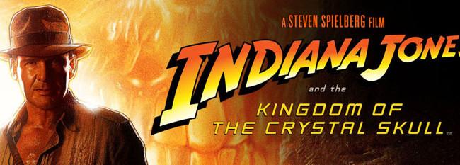 "Spielberg Finally Admits it…""Kingdom of the Crystal Skull"" Sucks"