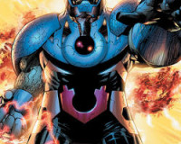 """So this is the new """"Darkseid""""…Meh…"""