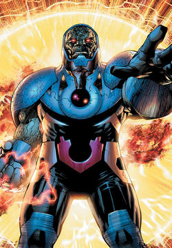 "So this is the new ""Darkseid""…Meh…"