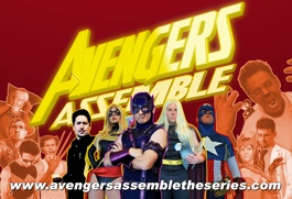 """Avengers Assembled"" Web series"