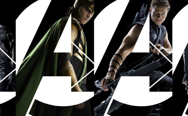 "NEW ""AVENGERS"" POSTERS"
