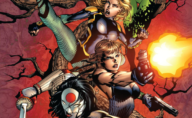 comis preview: Birds of Prey #3