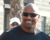 "Dwayne Johnson Caught Behind the Scenes of ""G.I. Joe"""