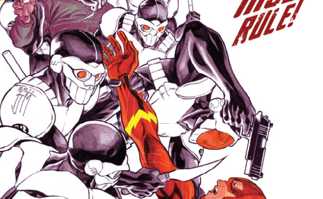 Comics Preview: The Flash #3