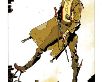 IMAGE EXPO 2013: Peter Panzerfaust Live Action Series Officially On The Roll