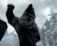 SKYRIM'S CREATURES FIGHT IN A BATTLE ROYALE