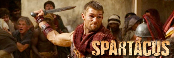 "STARZ'S ""Spartacus"" renewed for a third season"
