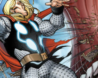 COMICS PREVIEW: MIGHTY THOR #9