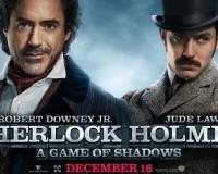"New ""Sherlock Holmes: A Game Of Shadows"" Clip"