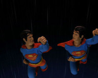 SUPERMAN CAN'T DO ANYTHING RIGHT