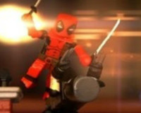 Deadpool and Wolverine in Epic Brawl