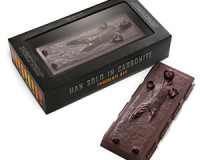 Fanboy Holiday: Chocolate Han Solo