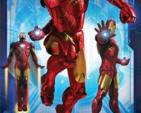 Freebie Fridays: Iron Man Poster!!!