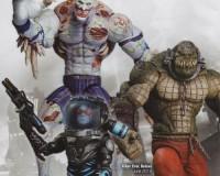Batman Arkham Asylum Villain Toys!!!
