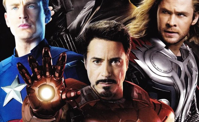 Ton of New Avengers News and Photos