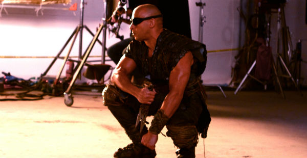 Another Leaked Photo of the New Riddick