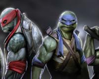 Bay's Ninja Turtles Chugging Ahead. Whatcha Think?