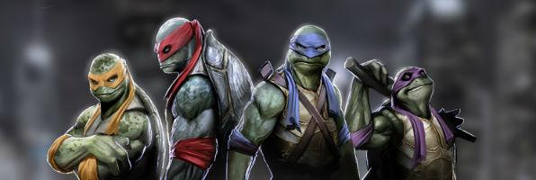Teenage Mutant Ninja Turtles Get New Game