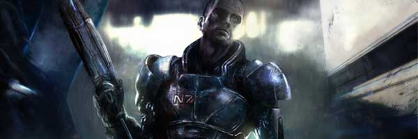 Almost an hour of Mass Effect 3 Gameplay