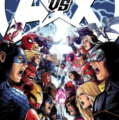 Full Preview of Avengers vs X-Men #1