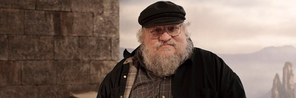 George R R Martin Terrorizes Innocent Children