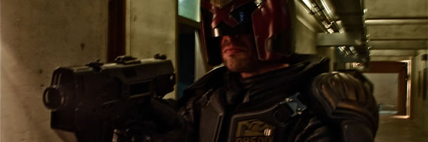 Judge Dredd Leaked Footage