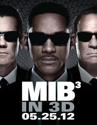 Ton of New Men In Black 3 Photos