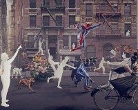 New Promo Image For The Amazing Spider-Man