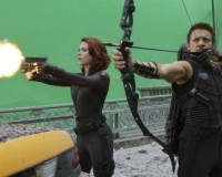 Who Wants To See A Second Of New Hawkeye Footage?