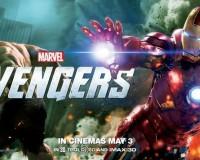 Some International Avengers Banners