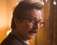 What exactly is Commissioner Gordon Doing in The Dark Knight Rises?