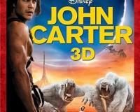 Blu-Ray/DVD Art For John Carter Released