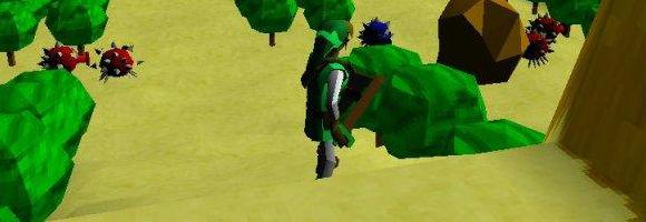 Original Legend of Zelda Lives Again in 3D