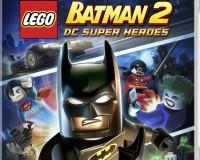 Lego Batman 2: DC Super Heroes Cover Art Revealed