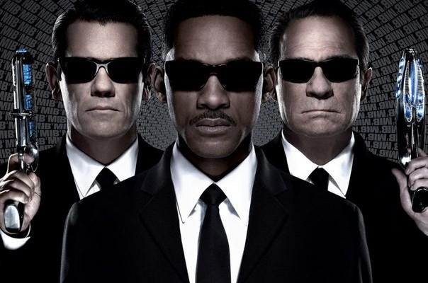 MEN IN BLACK is Being Rebooted Because Art is Dead