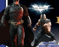 High-Quality Look At Previously Seen The Dark Knight Rises Promo Art
