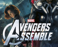 UK Posters For The Avengers Unveiled