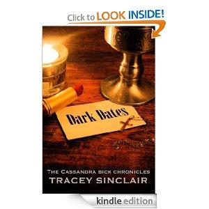 Dark Dates urban fantasy novel by Tracey Sinclair