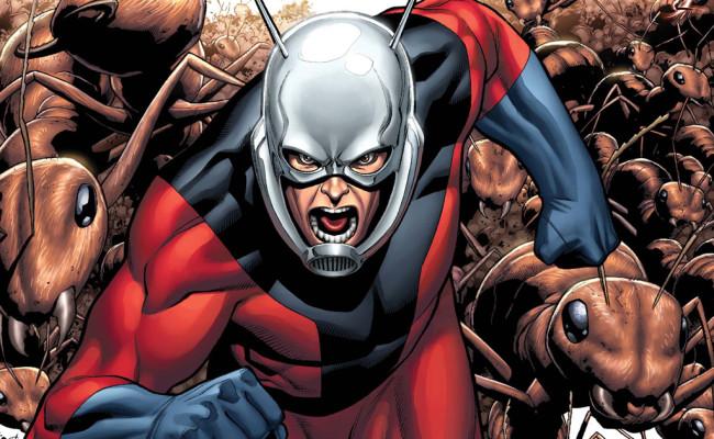 Marvel Brings In Evil Businessman As Main ANT-MAN Villain