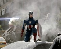 New Image Of Captain America From The Avengers Released