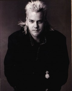 Kiefer Suherland in the Lost Boys