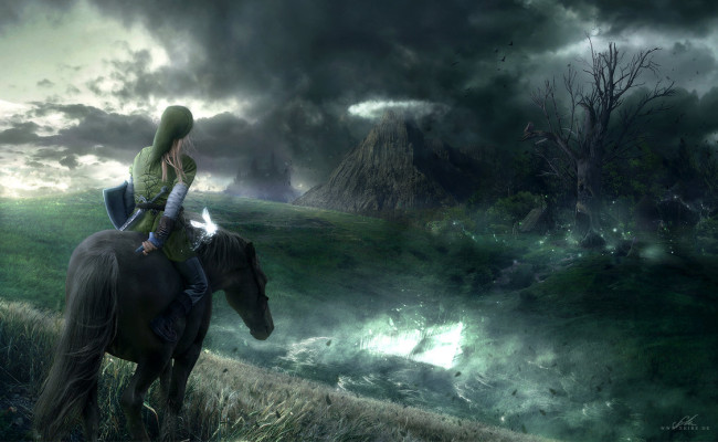 Awesome Legend of Zelda Fan Art