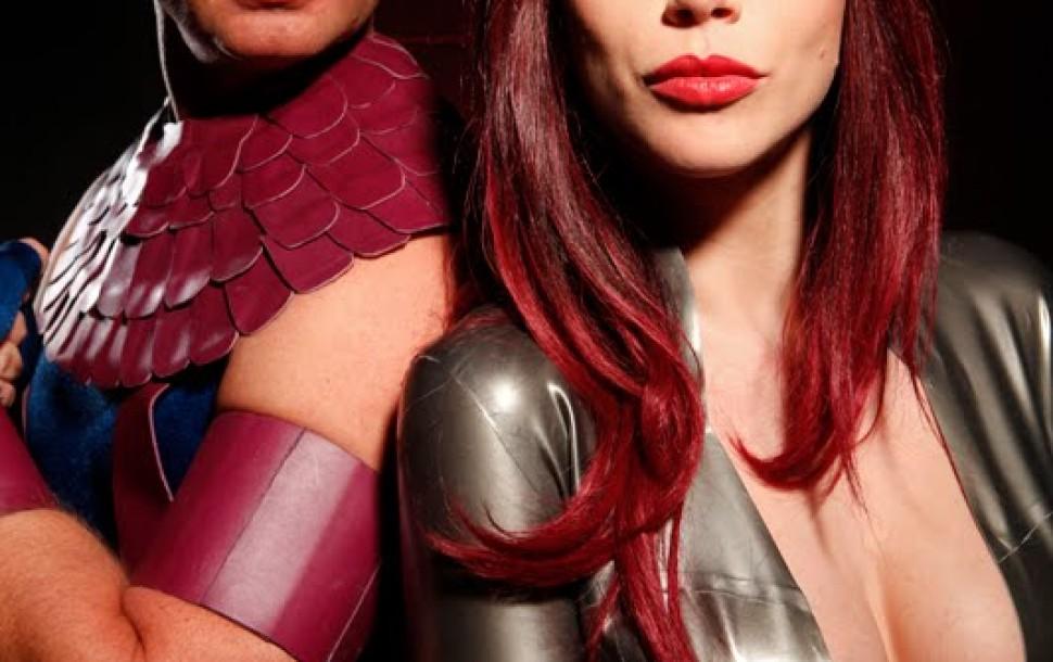 The avengers 2 xxx - a porn parody xxx