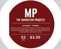 The Manhattan Projects #3 Review