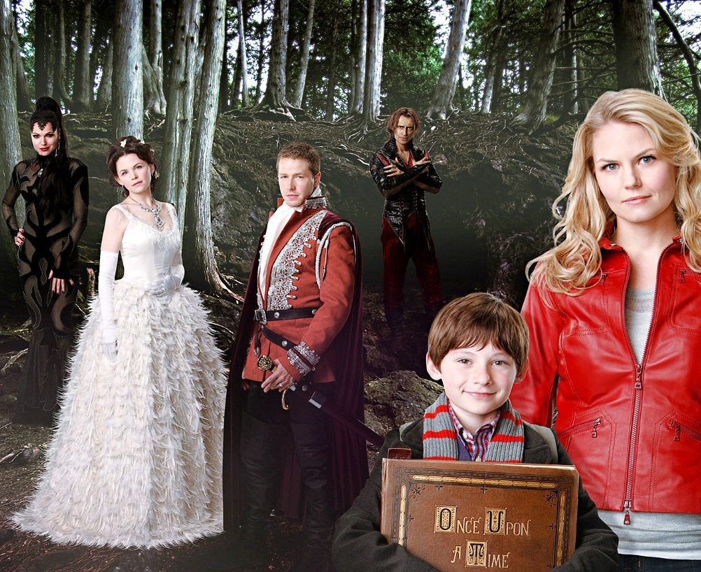 Once Upon a Time Season 1 Review   Unleash The Fanboy