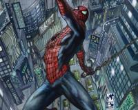 August is Spider-Man month!