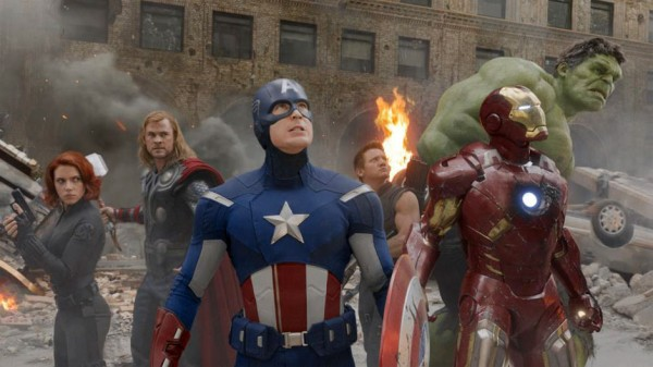 So what's on THE AVENGERS Blu-ray?