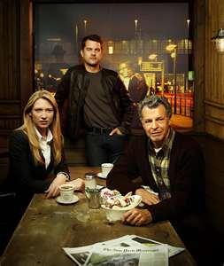 Cast of Fringe