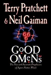 Good Omens by Terry Pratchett and Neil Gaiman